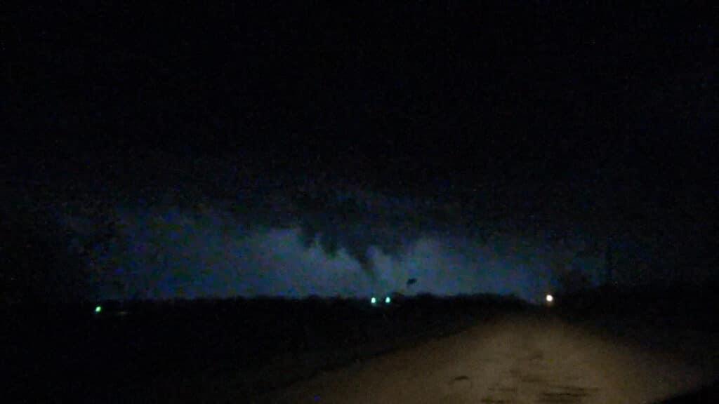 Afton Oklahoma Tornado