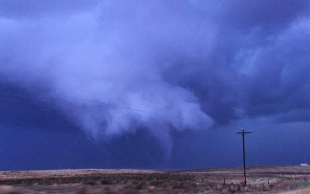 Tornado in Eva