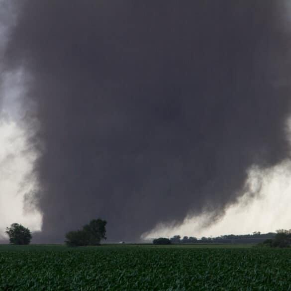 The Bradshaw, NE Tornado on June 20, 2011