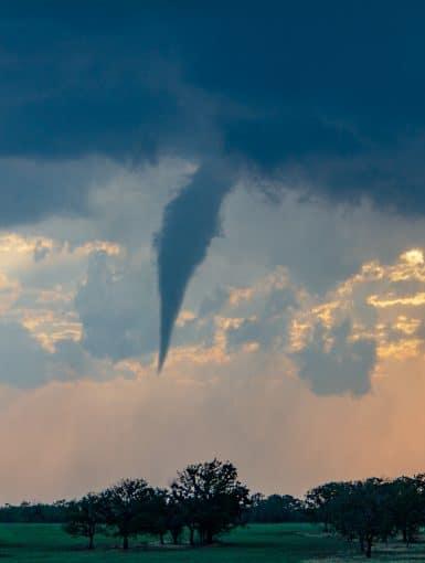 Eliasville, Texas Tornado
