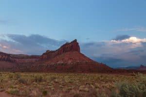 Along Utah 211
