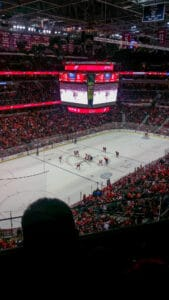 Red Wings vs Capitals