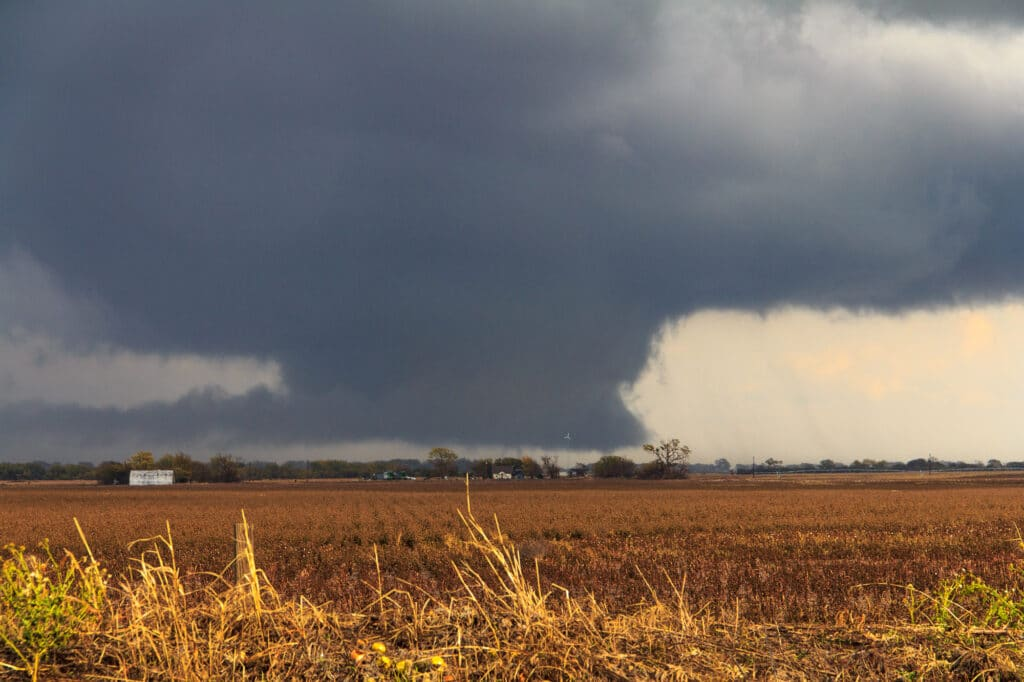 The next wall cloud