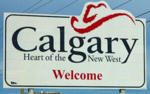 Welcome to Calgary