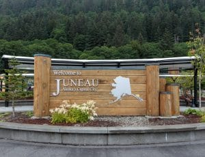 Welcome to Juneau