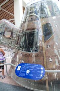 Apollo 18/Apollo Soyuz Command Module