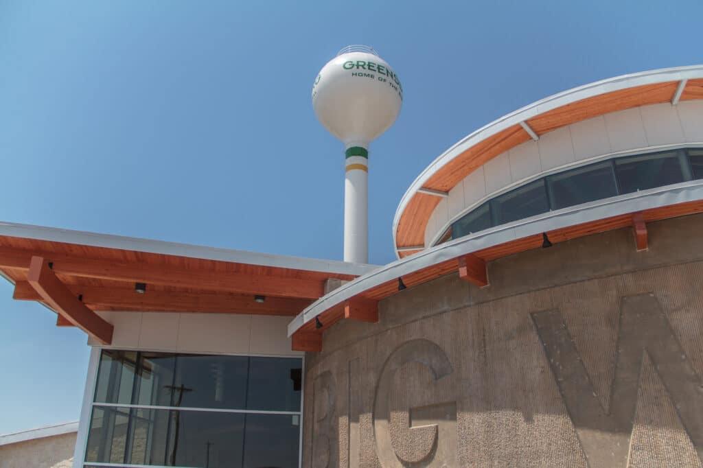 Big Well in Greensburg, KS