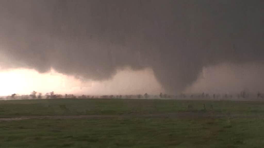 Bowdle Tornado