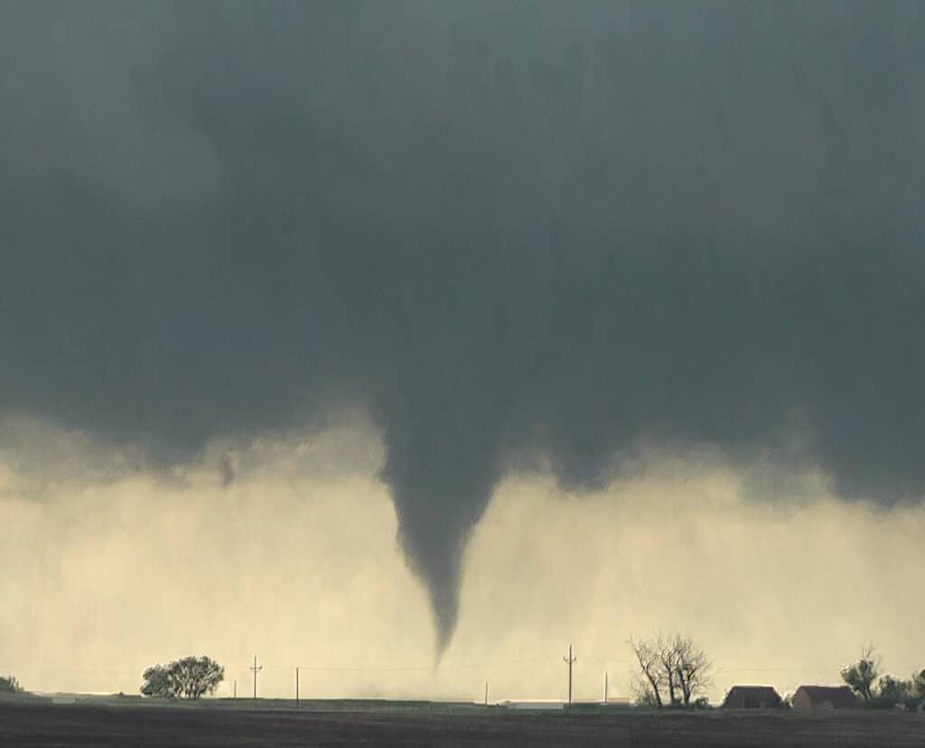 Bowdle South Dakota Tornado