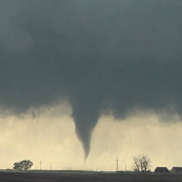 Bowdle, South Dakota Tornadoes