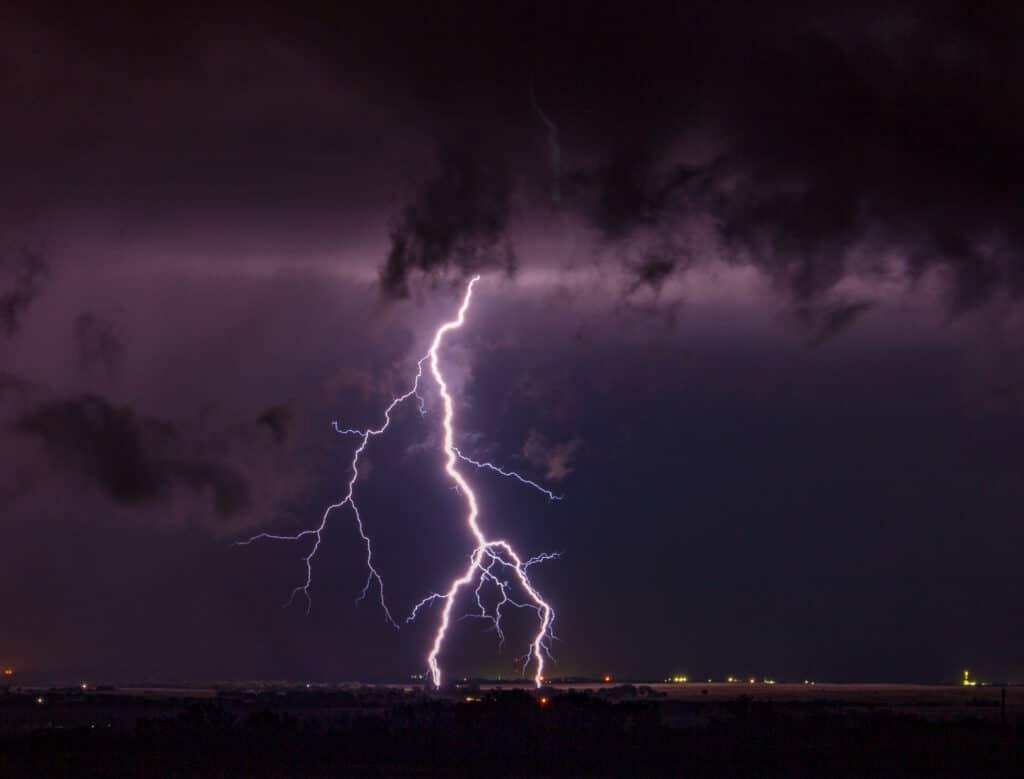 Brilliant Bolt of Lightning