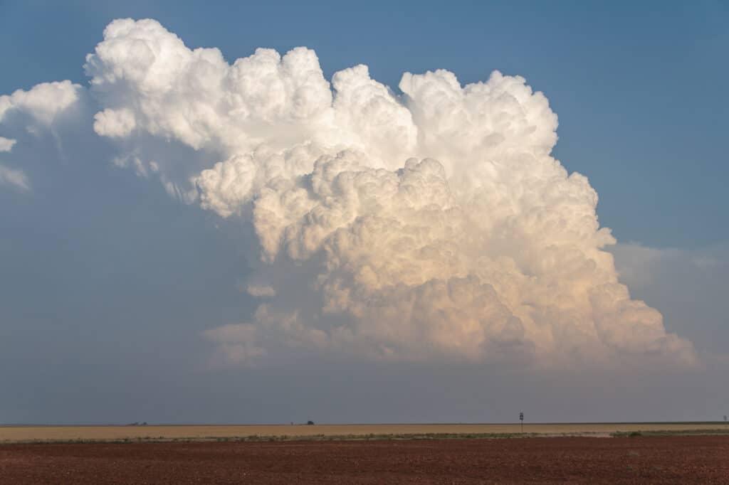 Cumulonimbus in Texas
