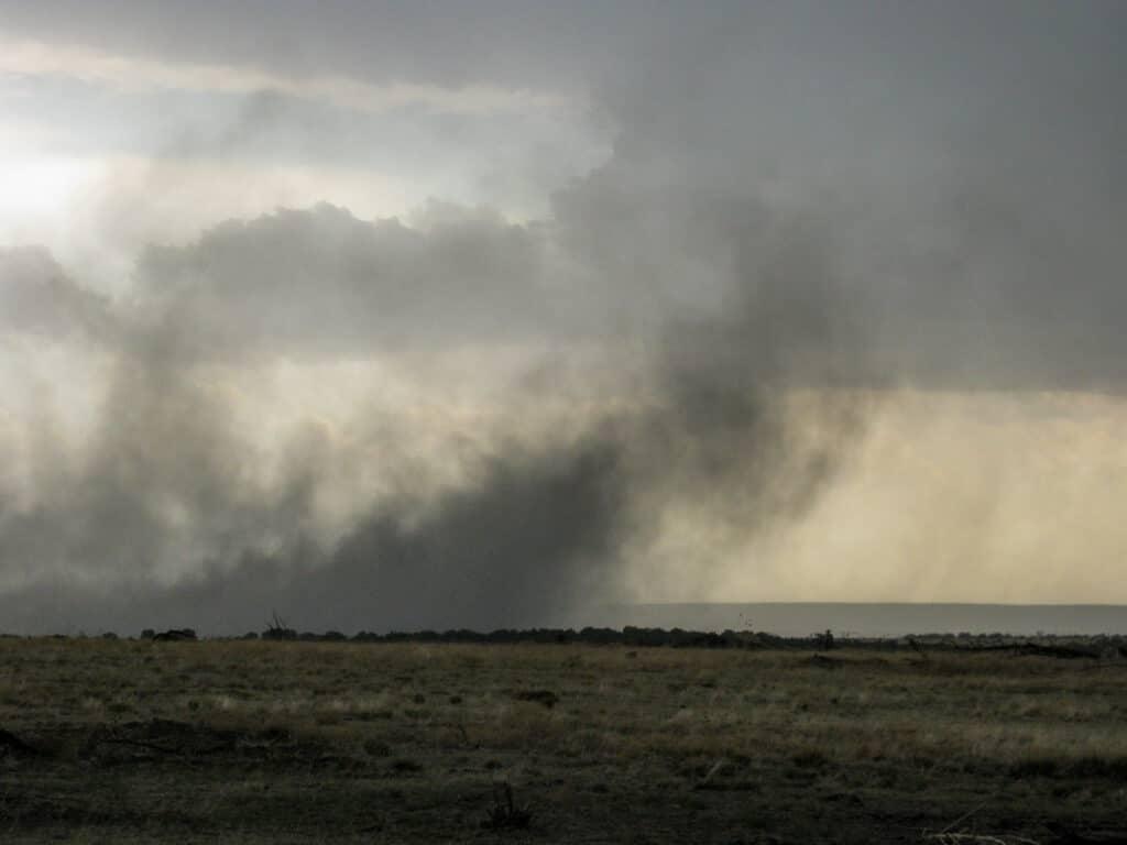 Dust Plume