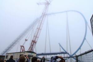 Gatekeeper Construction at Cedar Point