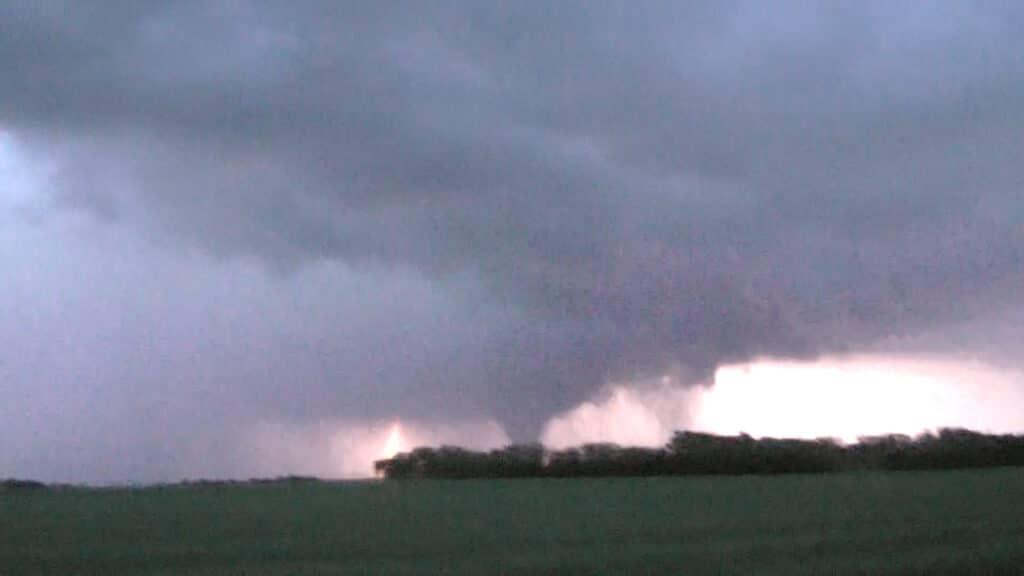 Hesston, KS tornado