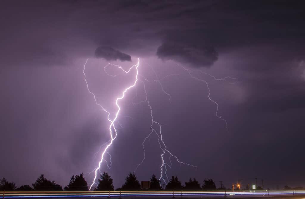 Norman lightning
