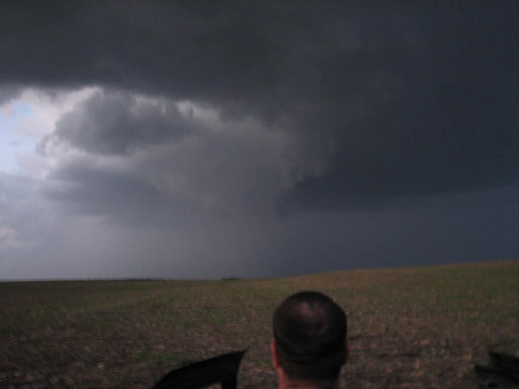 RFD Cut and Funnel to our north