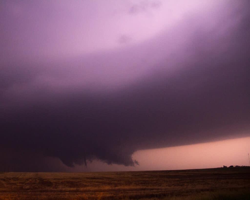 LaCrosse KS Tornado