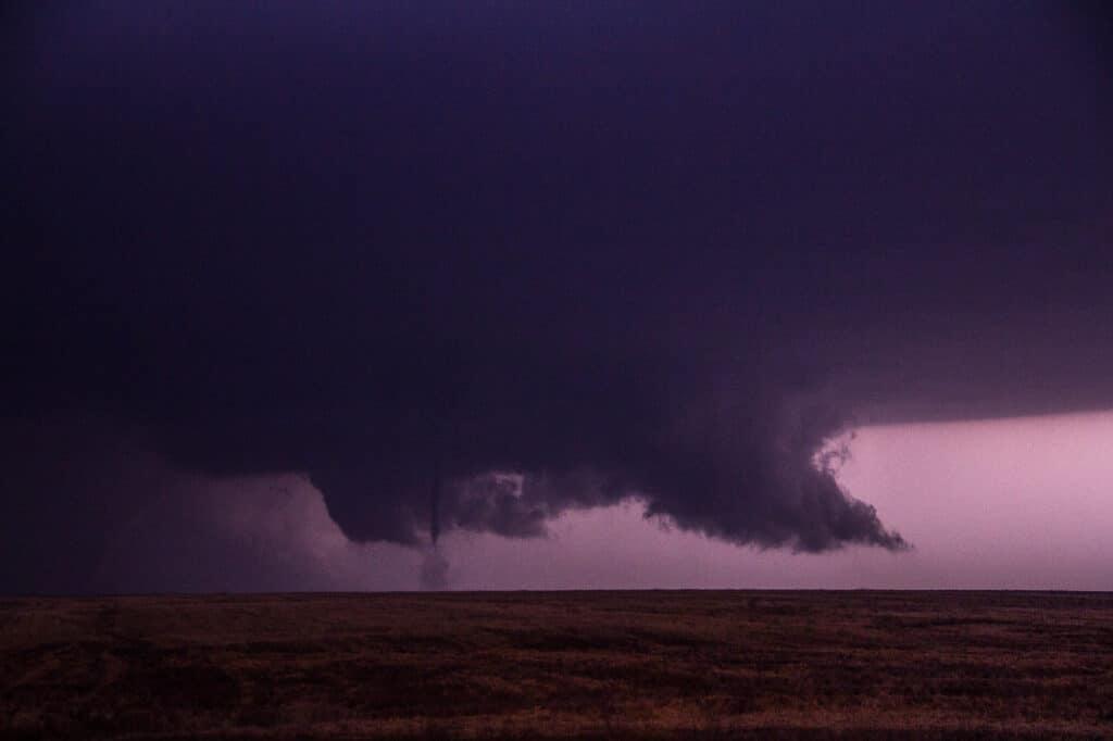 LaCrosse Kansas Tornado