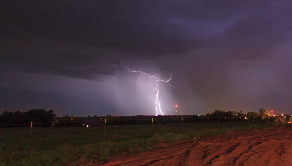Lightning After Dark