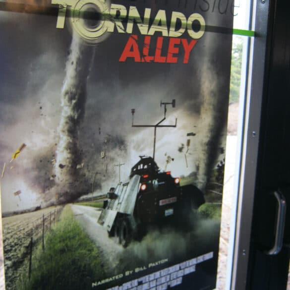 Tornado Alley IMAX poster