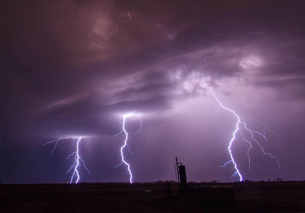 November Lightning