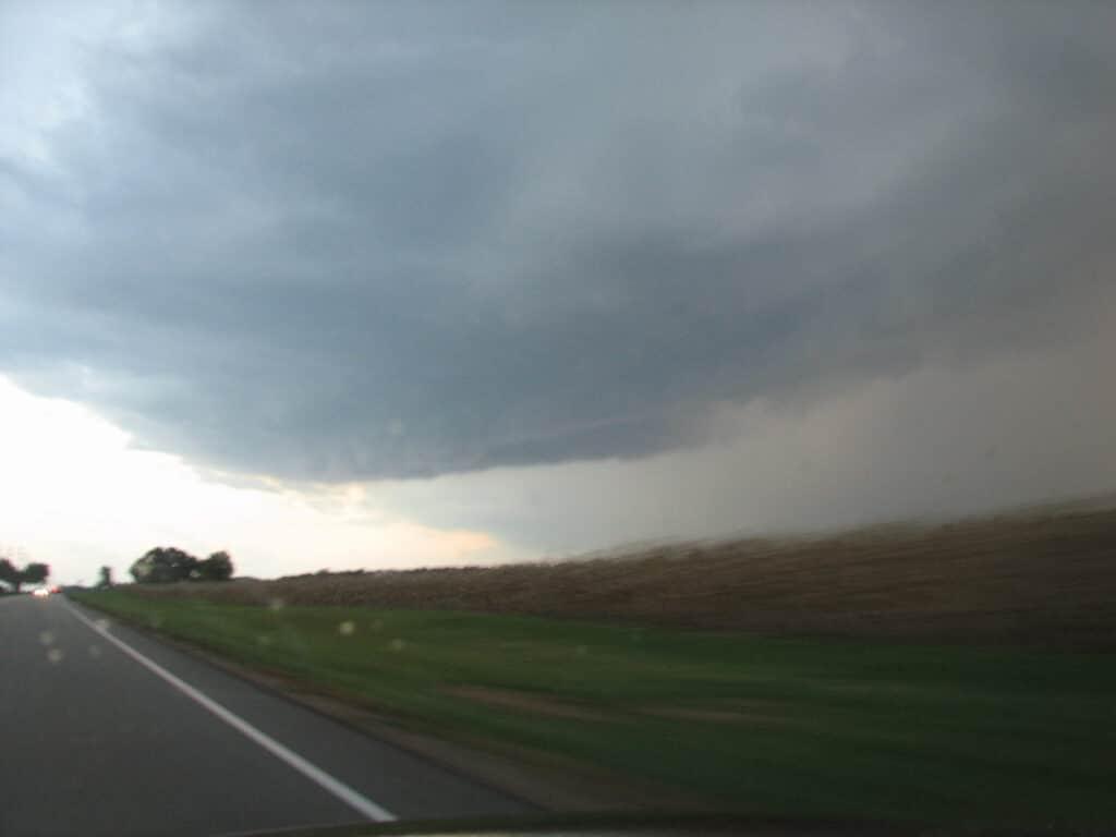 Rain Free Base near Fulton, Indiana