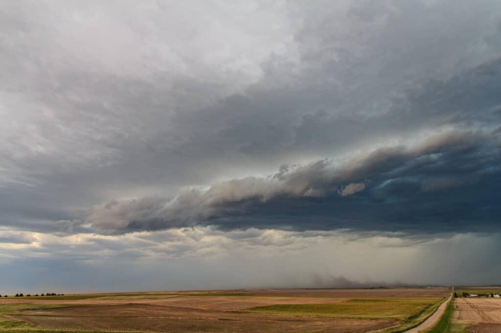 South Dakota Stormscape