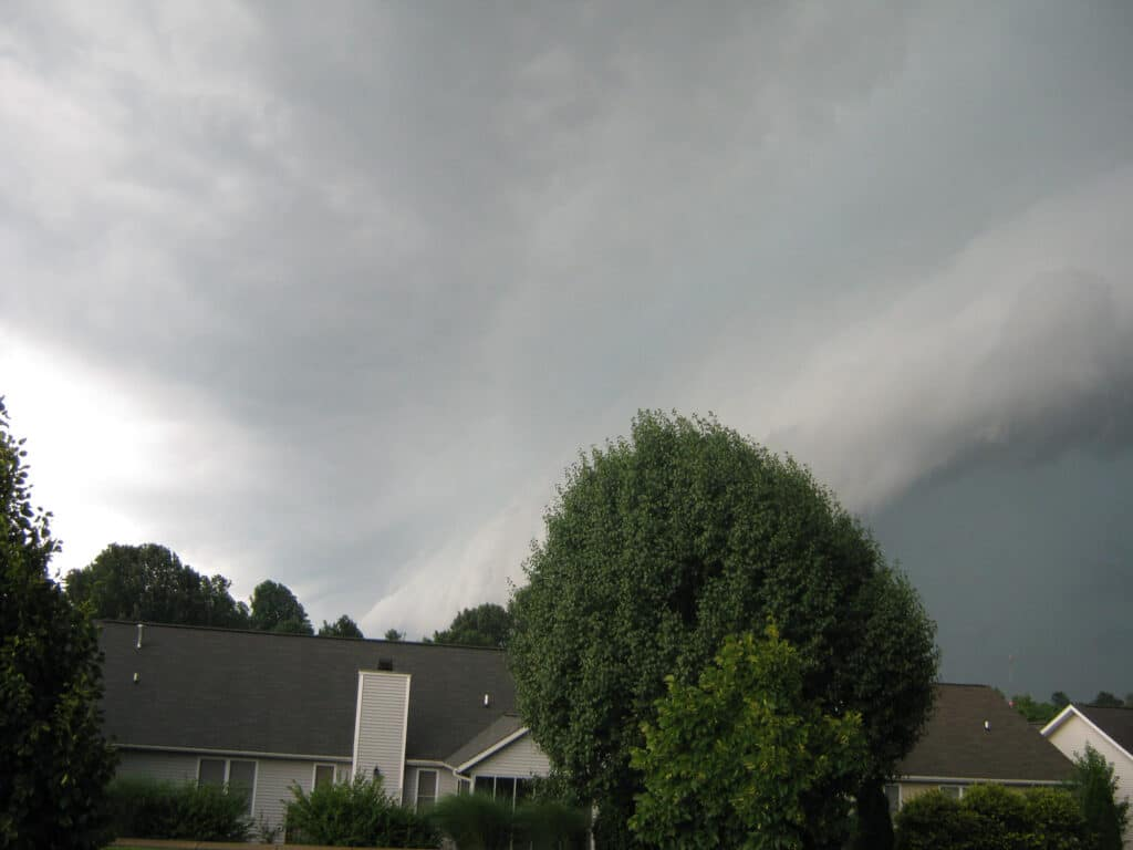 Bloomington Indiana Storm