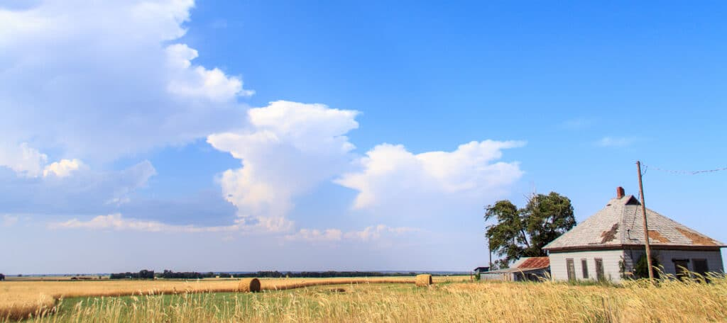 Storms Firing in Northwest Oklahoma