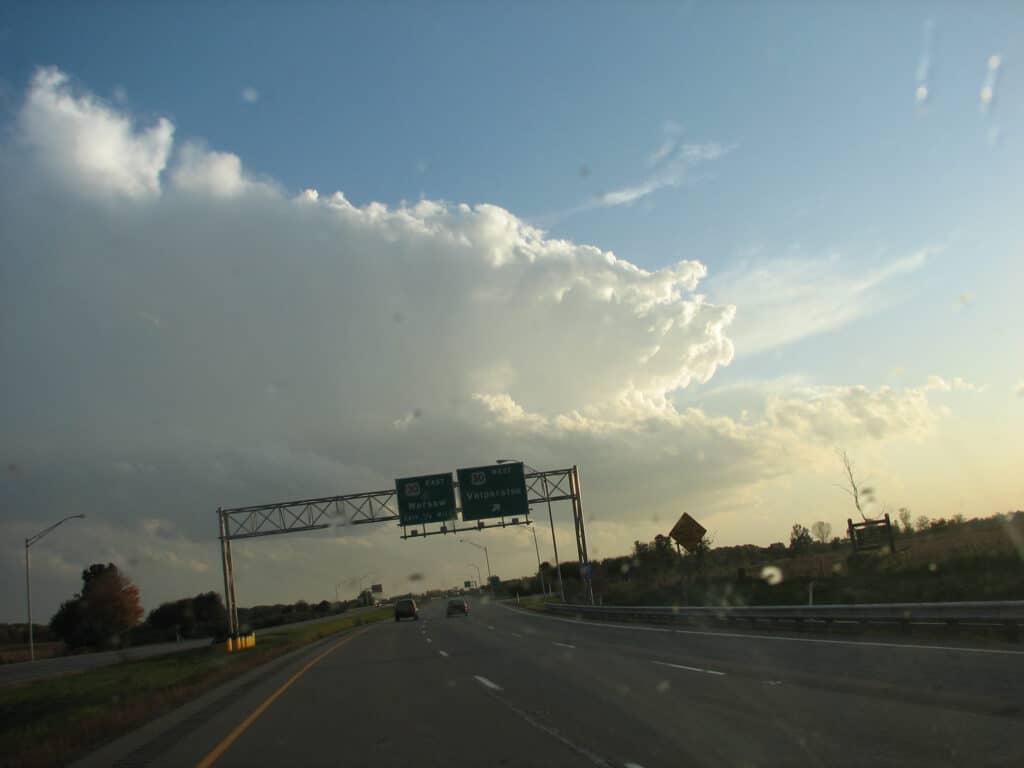 US 31 south at US30