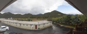 View from the Motel Room