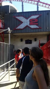 In line for X2
