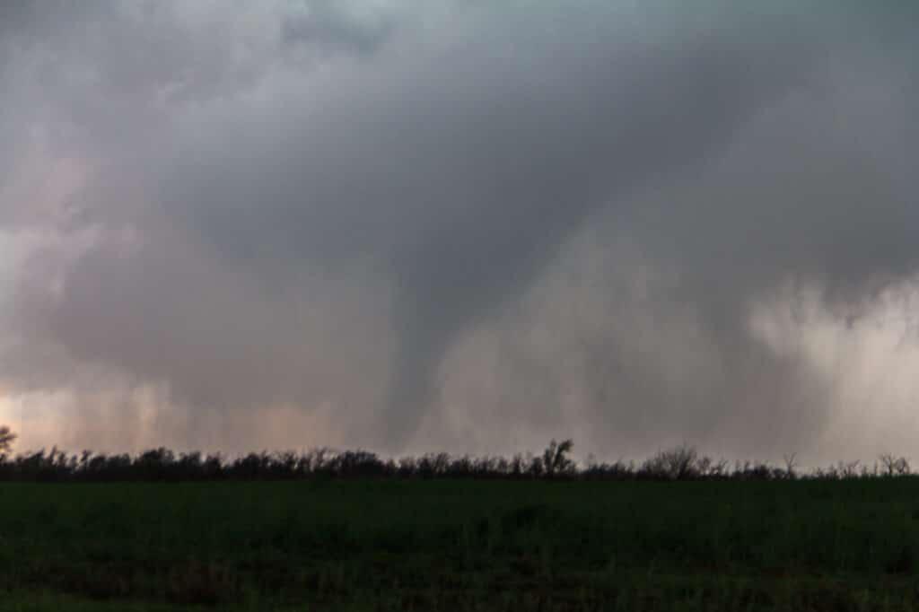Willow OK Tornado