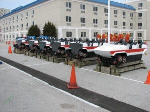 Corkscrew Cars