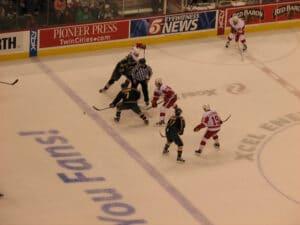 Detroit Red Wings vs Minnesota Wild