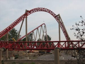 Maverick Construction at Cedar Point