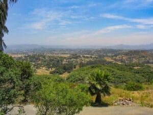 San Diego County Overlook