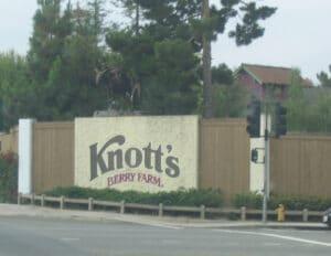 Knott's Bery Farm