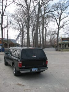 My truck and Millennium Force