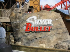 Silver Bullet Sign