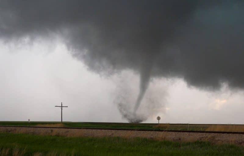 Selden, Kansas Tornado Video Still from May 24, 2021